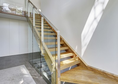 Mosman painters & decorators Entry Staircase